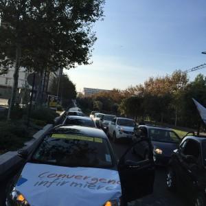 Mobilisation Montpellier, le 13 novembre 2015