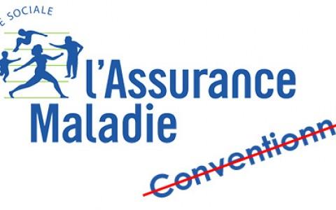 LES CPAM demandent AUX INFIRMIERS CONVENTIONNES de fournir LA PREUVE de leur inscription à l'ORDRE NATIONAL INFIRMIER SOUS PEINE DE  DE-CONVENTIONNEMENT