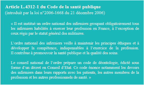 code-deontologie-convergence-infirmiere