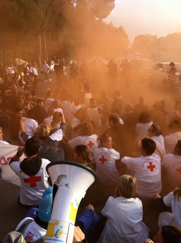 Mobilisation du 13 novembre 2015 à Toulon
