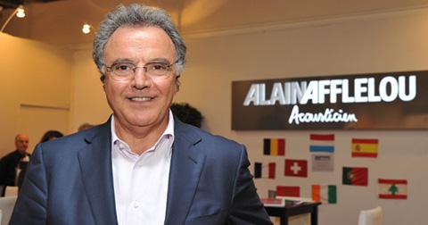 Les syndicats de professionnels de santé et ceux qui les dirigent méritent le respect, M. Afflelou.