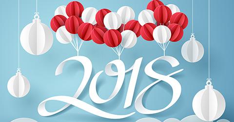 Convergence Infirmière : bonne et heureuse année 2018