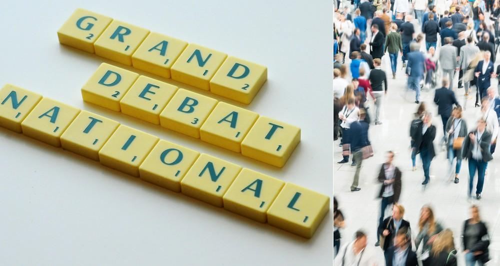 Grand débat national : la contribution des IDEL est précieuse !