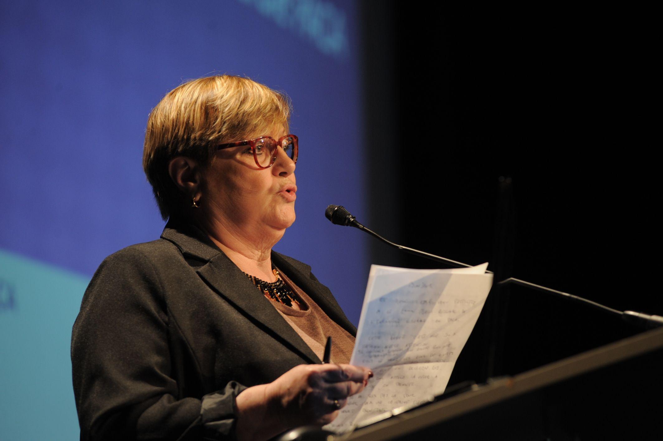 Noëlle CHABERT, ancienne Présidente de Convergence Infirmière, nous a quittés