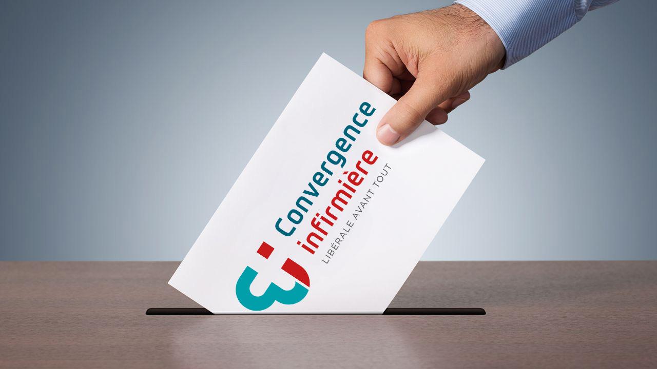 Convergence Infirmière admis à présenter des listes aux prochaines élections URPS