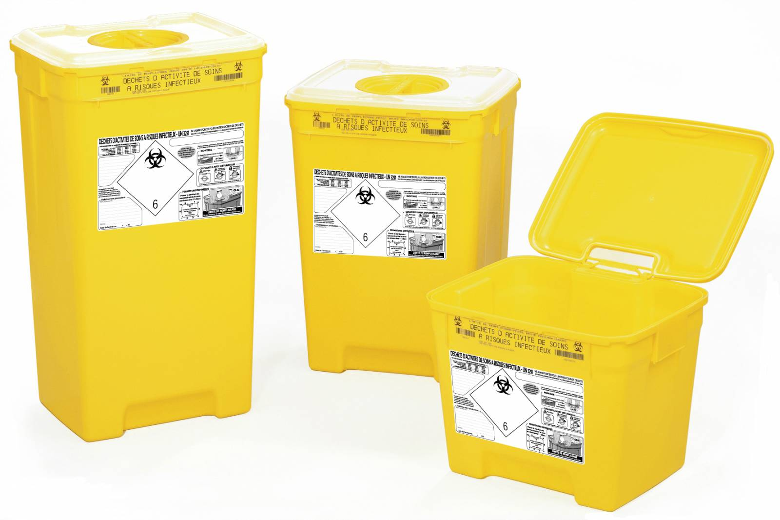 COVID-19 : gestion des déchets dans le cadre des tests antigéniques